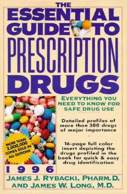 Essential Guide to Prescription Drugs-96: Everything You Need to Know for Safe Drug Use