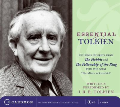 Essential Tolkien: The Hobbit and the Fellowship of the Ring 9780061376498