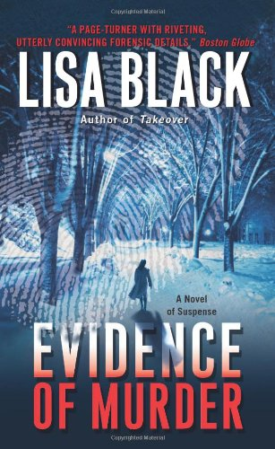 Evidence of Murder: A Novel of Suspense