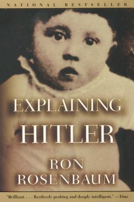 Explaining Hitler
