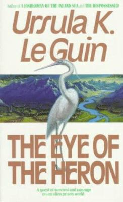 Eye of the Heron