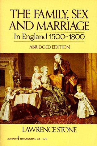 Family Sex & Marriag