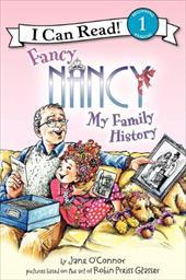 Fancy Nancy: My Family History