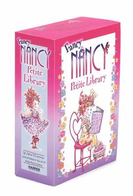 Fancy Nancy Petite Library