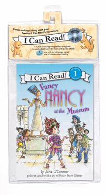 Fancy Nancy at the Museum [With Paperback Book] 9780061706585