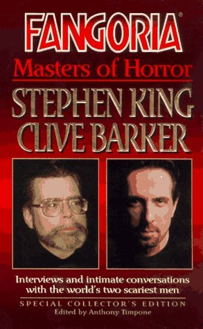 Fangoria: Masters of the Dark: Interviews and Intimate Conversations with the World's Two Scariest Men