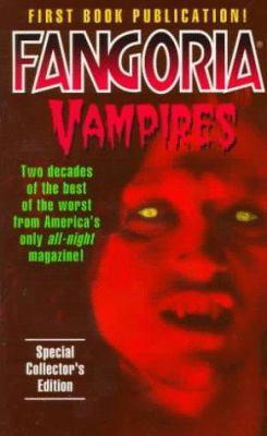 Fangoria Vampires 9780061056666