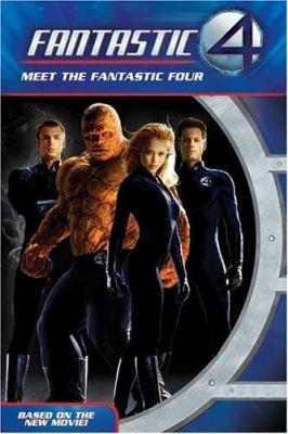 Fantastic Four: Meet the Fantastic Four