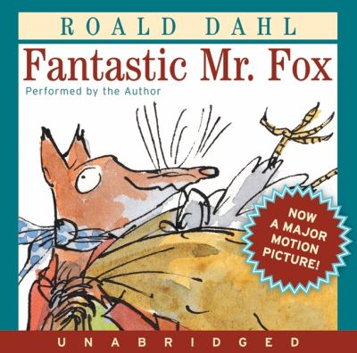 Fantastic Mr. Fox 9780060536275