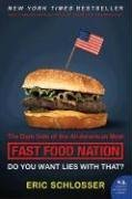 Fast Food Nation: The Dark Side of the All-American Meal 9780061161391