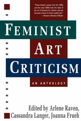 Feminist Art Criticism