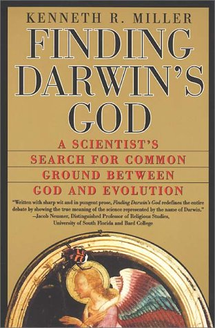 Finding Darwin's God: A Scientist's Search for Common Ground Between God and Evolution 9780060930493