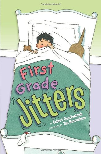 First Grade Jitters 9780060776329