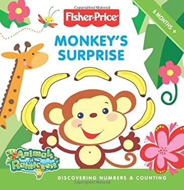 Fisher-Price: Monkey's Surprise: Discovering Numbers & Counting