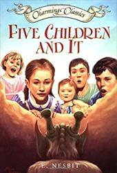 Five Children and It [With Charm Necklace]