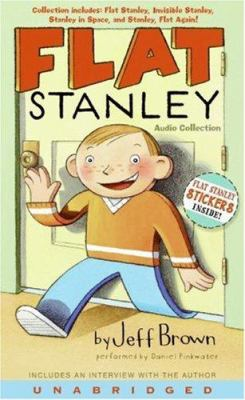 Flat Stanley Audio Collection: Flat Stanley Audio Collection