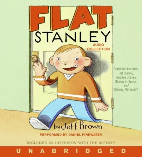 Flat Stanley Audio Collection 9780060897871