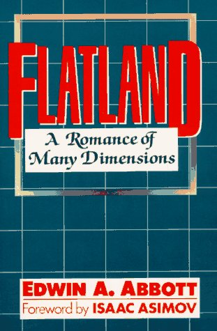 Flatland: A Romance of Many Dimensions 9780064635738