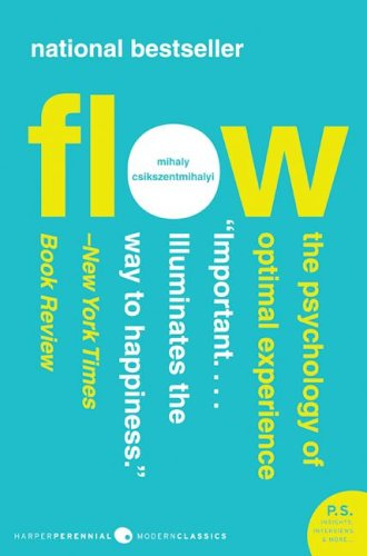 Flow: The Psychology of Optimal Experience 9780061339202