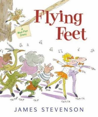 Flying Feet: A Mud Flat Story