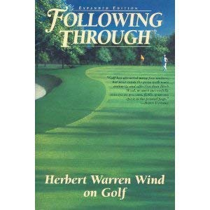 Following Through: Writings on Golf 9780060976606
