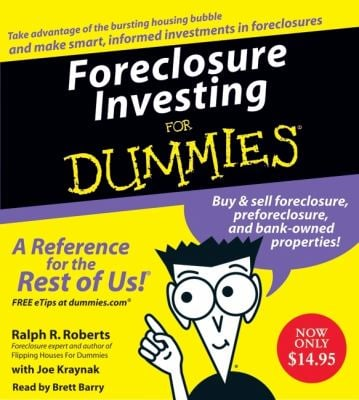 Foreclosure Investing for Dummies 9780061672811