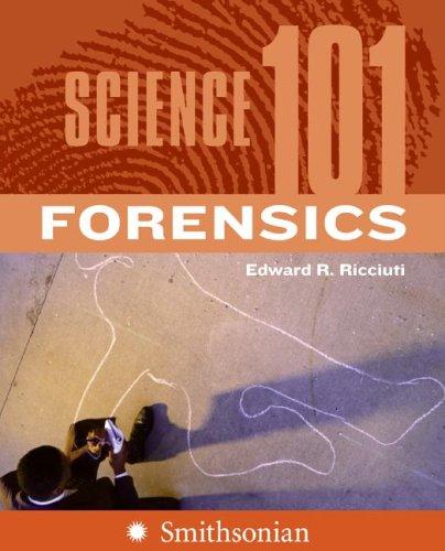 Forensics 9780060891305