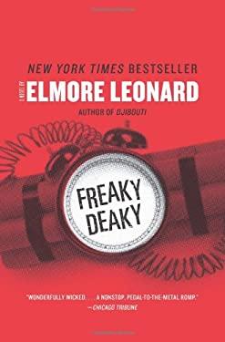 Freaky Deaky 9780062120359