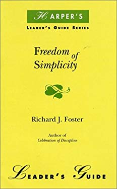 Freedom of Simplicity Leader's Guide
