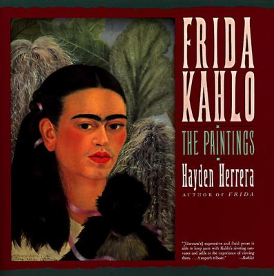 Frida Kahlo: The Paintings 9780060923198