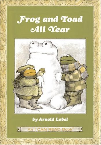Frog and Toad All Year 9780060239510