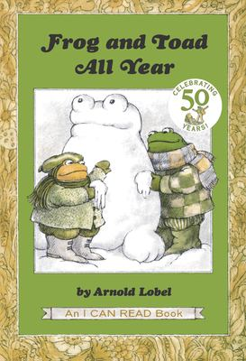 Frog and Toad All Year 9780064440592