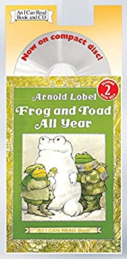 Frog and Toad All Year [With Frog and Toad All Year Book]