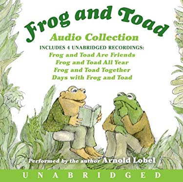 Frog and Toad CD Audio Collection: Frog and Toad CD Audio Collection 9780060740535
