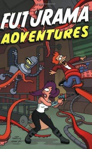 Futurama Adventures 9780060739096