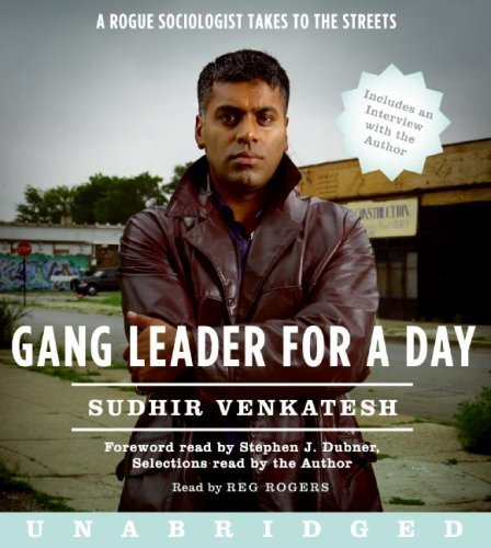 Gang Leader for a Day CD: Gang Leader for a Day CD 9780061571138