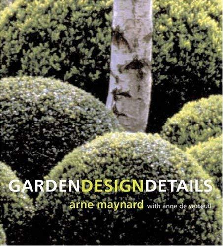 Garden Design Details 9780060596316