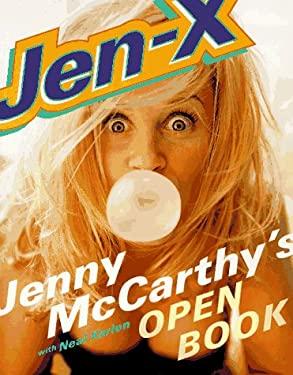 Gen-X: Jenny McCarthy's Open Book 9780060392338