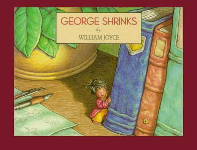 George Shrinks Mini Book