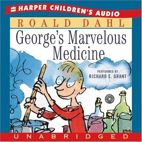 George's Marvelous Medicine CD: George's Marvelous Medicine CD 9780060758325