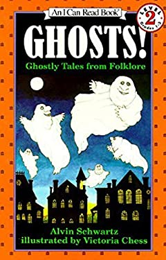 Ghosts!: Ghostly Tales from Folklore 9780064441704