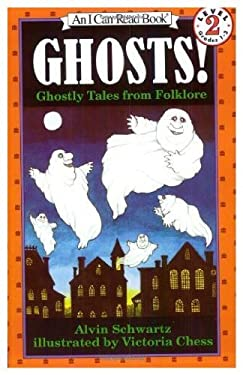 Ghosts! : Ghostly Tales from Folklore