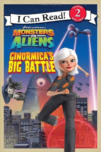 Ginormica's Big Battle