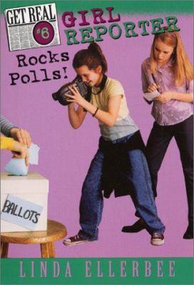 Girl Reporter Rocks Polls!