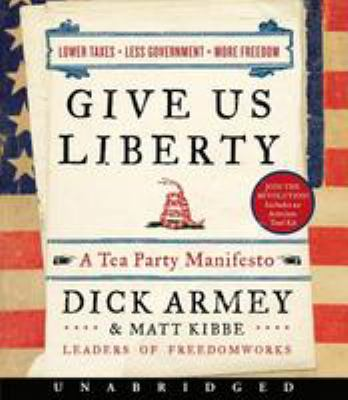 Give Us Liberty CD: Give Us Liberty CD 9780062027139