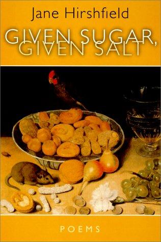 Given Sugar, Given Salt