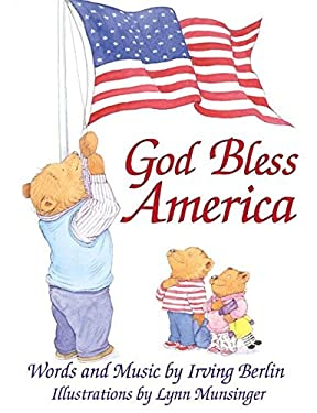 God Bless America Board Book