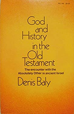 God and History in the Old Testament