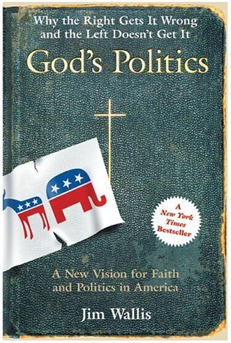 God's Politics LP 9780060838713