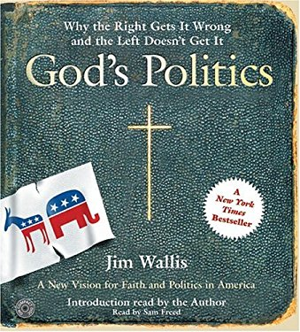 God's Politics CD: God's Politics CD 9780060838324
